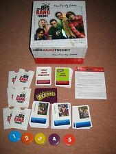 Il Big Bang Theory il party game + DVD Serie 1-4 intelligente + SERIE 5 Bundle