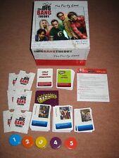 The Big Bang Theory The Party Game + DVD Series 1-4 boxset + Series 5 Bundle