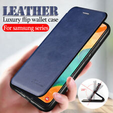 For Samsung Galaxy S20 Plus Ultra Luxury Magnetic Flip Leather Wallet Case Cover