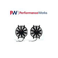 Mishimoto MMFS-R32-RHD Aluminum Fan Shroud Kit For Nissan Skyline R32