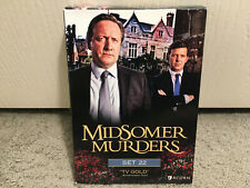 Midsomer Murders: Set 22 (DVD, 2013, 4-Disc Set)