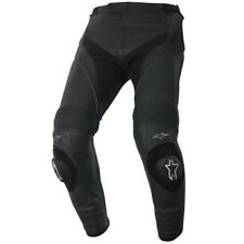 ALPINESTARS MISSILE MOTORCYCLE LEATHER TROUSERS EU52