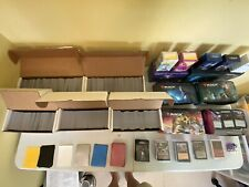 Huge lot Magic T. Gathering Card Lot Mythic/Rare/UnCommon/Common Mixed Sets!