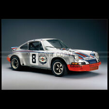Photo A.012752 PORSCHE 911 RSR 1973 RACE CAR