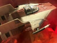 Star Wars Micro Machines Action Fleet Red A-Wing Starfighter