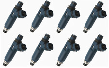 8 FUEL INJECTORS for TOYOTA LANDCRUISER UZJ100 2UZFE 4.7L V8 98-05 INJECTOR 100