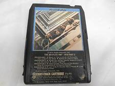 Old Vtg Eight Track Cartridge THE BEATLES 1967-1970 Part 2 8XK3408 Tape Records