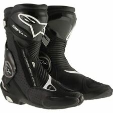 Alpinestars SMX Plus Vented Boots - Black, All Sizes