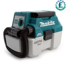 Makita DVC750LZ 18V LXT Brushless 7.5L L-Class Wet/Dry Vacuum Cleaner Bare Unit