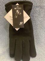 J.Ferrar 3M Thinsulate Men's Medium Black Gloves