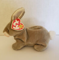 Ty Beanie Baby - Rare & Retired - Nibbly - with Swing Tag Errors