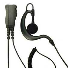 G-Shaped Earpiece with PTT and Mic Motorola CP040