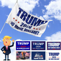 Trump 2020 Keep America Great President MAGA Make America Great 3x5 Ft Flag A++