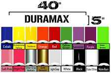 Duramax Dirtymax Window Vinyl Decal Sticker Turbo Diesel Truck 4x4 Mud Chevy