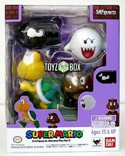 "In STOCK S.H. Figuarts Super Mario ""Play Set Diorama D"" Bros. Action Figure"