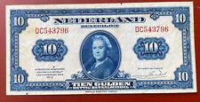 10 Gulden 1943 Nederland