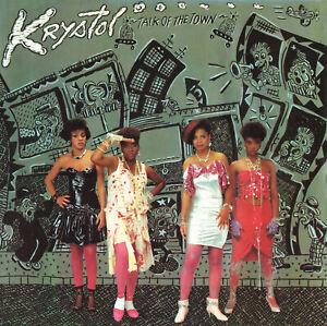 Krystol - Talk Of The Town CD (Bonus Tracks Edition CD)