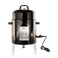Masterbuilt Bullet Electric 31.496 in. H Smoker Black 1,650 BTU 20078516