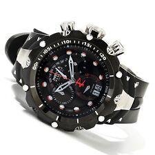 Invicta 11702 Venom Gen II Swiss Made Chronograph Black Rubber Strap Watch. USED