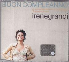 IRENE GRANDI - buon compleanno CD single