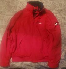 Tommy Hilfiger Men's Jacket Red XL