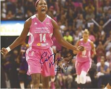 Eshaya Murphy Signed 8 x 10 Photo Phoenix Mercury Wnba Basketball Usc Free Ship