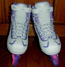Riedell ice skates girls/women's   Model 625 Soar  Excellent Cond.