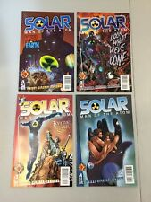 Solar Man Of Atom 1-4 Complete 1 2 3 4 Set 1998 Acclaim Comics (MO01)