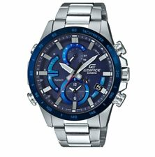 Casio EDIFICE Solar Bluetooth Men's Watch iPhone Android EQB-900DB-2A