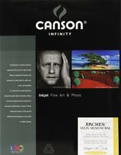 Canson Infinity Arches Velin Museum Rag 315gsm A2 25 Sheets