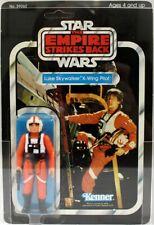 1980 Vintage Kenner Star Wars ESB 32 Back-B Luke (X-Wing Pilot) Action Figure AF