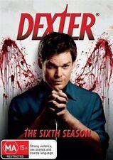 Dexter : Season 6 (DVD, 2013, 4-Disc Set)