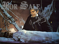 Barnabas and Maggie House of Dark Shadows 8x10 RP Autograph print