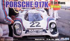 Porsche 917K 1971 Le Mans Gewinner 1:24 Model Kit Bausatz Fujimi 126142 917