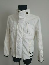 .G-Star Mens Jacket White Size L