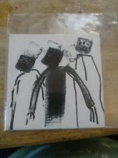 Buckethead Canvas Card Painting