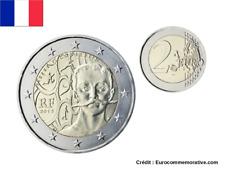 2 Euros Commémorative France 2013 Pierre de Coubertin - UNC