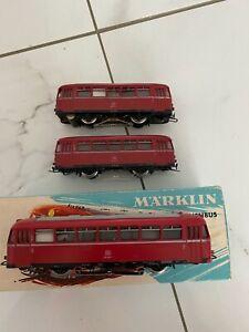 Schienenbus 3016 digital OVP 2 x 4018 Beiwagen