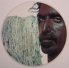 Frank Zappa Joe's Garage Act's I, II & III 1991 Czech Scarce 3 Picture Disc Set