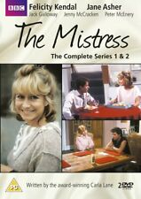 The Mistress Series 1 and 2 DVD Felicity Kendall Jane Asher BBC