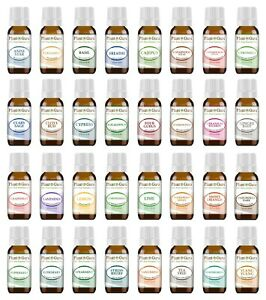 Ultimate Essential Oil Set 32 - 10ml Kit 100% Pure Therapeutic Grade Bulk Lot