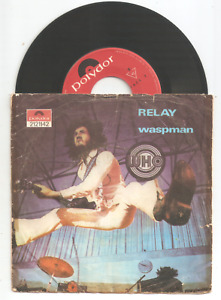 THE WHO Relay / Waspman 7/45 PORTUGAL POLYDOR 2121142 SCARCE