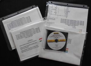 NEW HOLLAND T8.320 T8.350 T8.380 T8.410 T8.435 TRACTOR REPAIR SERVICE MANUAL CD