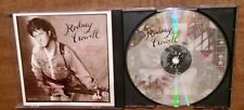 Jewel of the South by Rodney Crowell (Promo CD, MCA records, MCAD-11223)