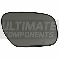 Mazda CX-7 SUV 2007-2013 Heated Aspherical Wing Mirror Glass Drivers Side O/S