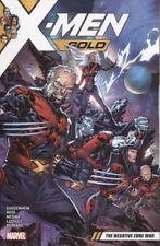 X-MEN GOLD TPB VOL 4 NEGATIVE WAR ZONE REPS #16-20 NEW/UNREAD