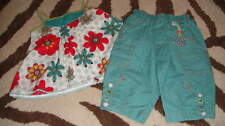 BOUTIQUE EURO CATIMINI 6M 6 MONTHS 67 PANT TOP SET