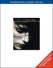 Abnormal Psychology, David Barlow, Excellent, Paperback