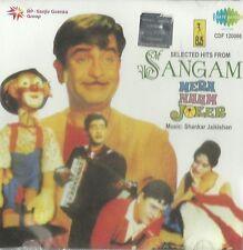 SANGAM AND MERA NAAM JOKER - BRAND NEW SOUNDTRACK CD - FREE UK POST