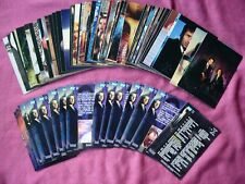 X-Files: Season 2 X72 card complete base set Topps 1996